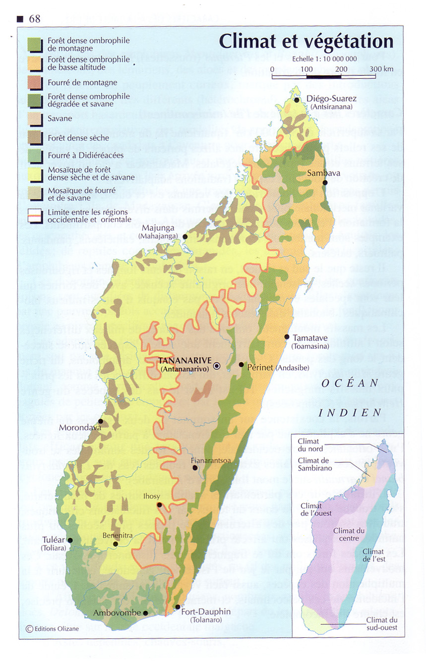 Carte Climat Madagascar.Carte De Madagascar Meta Http Equiv Content Type Content